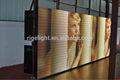 2014 súper ligero, las ventas caliente p10 llevó pantalla etapa de fondo led de pared de vídeo