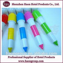 environmental plastic ball pen for advertising