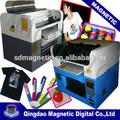 Promocionais profissional impressora digital do prego/custo da impressora do prego