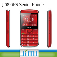JIMI SOS Button Elderly Cell Phone Family Number GPS Tracking Detector Ji08