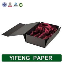 foldable flat pack Wine box,Wine Carrier,Wine bottle box