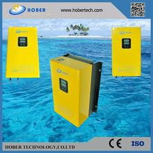 5 PH durable stable solar pump system for village farm irrigation