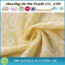 Customized best selling shine tencel jacquard fabric
