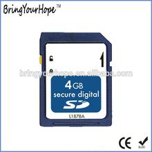 4GB SD, 4GB SD memory card