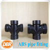 plastic pipe fitting supplier 3*3*2*2 inch double wye reducer pvc fitting for sewer