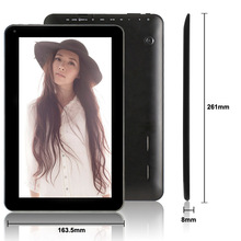 ATM 702 android 4.2 mid built-in 6000mah support HDMI 10.1 inch android tablet with wifi zxs-10-w