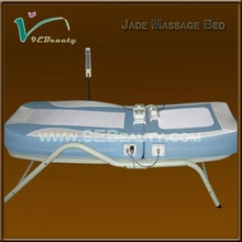 Best quality jade roller far infrared automatic massage bed