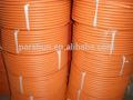 flexible de gas natural de la manguera