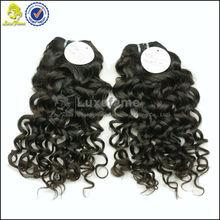 Fashion grade aaaaa Italian curly no shedding very glossy indian best virgin hair