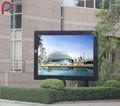 Energy saving full color HD LED tela de exibição de vídeo chinaled outdoor módulo de luz de fundo