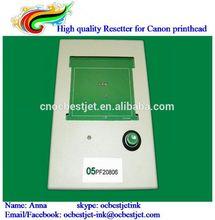 reset restorer for Canon IPF755 IPF786 IPF781 IPF686 IPF681 printhead