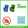 Sunny Pet Product Different Shape biodegradeable dog shaped poop bag dispenser(good material)