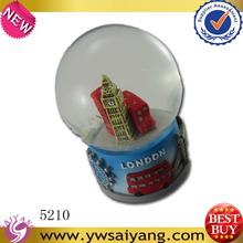 resin London souvenirs snow globes famous Souvenirs Custom Promotional crafts Gift wholesale