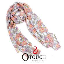 2014 new coming scarf muslim ladies dresses fashion