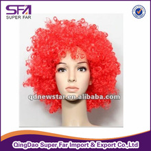 high quality cheap cute synthetic cosplay wig