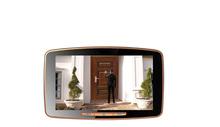 Door Scope Monitor - Motion detection, doorbell peephole camera system