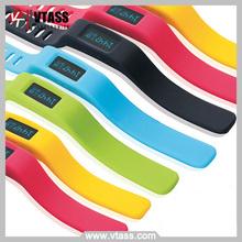 Factory Price of Smart Watch Phone! Fashion Wrist Band 2014 OLED Screen, Bluetooth 4.0 Smart Bracelet