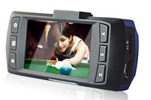 2.7inch NTK 148degree 3M CMOS 6GA+ lens photo mode 5.0 mega car dvr