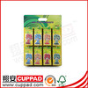 Europe,environmental hanging paper card air freshener ,green tea scent
