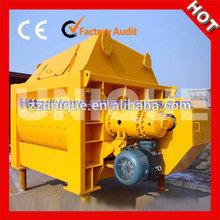 Professional JS2000 Double Shaft Concrete Mixer Manufacturer