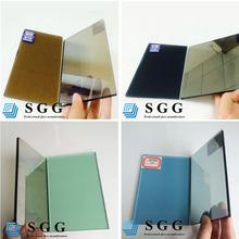 Solar Reflective Glass - Blue, Grey, Bronze, Green