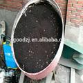 estiércol animal granulación de fertilizantes y proceso de producción de fertilizantes orgánicos de la línea