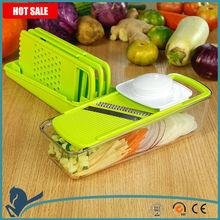 Plastic Multifunction Fruit Vegetable Kitchen Food Dicer Slicer