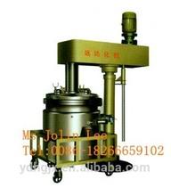 Vácuo tambores de levantamento de misturador de alta velocidade para pintura / resina / adesivo