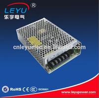 High reliability 5V 12V Dual output D-50A dual voltage switch power supply