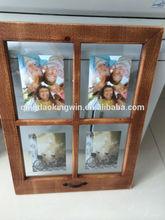 window shaped photo frame with handle