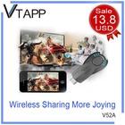 VTAPP 2014 hot sale V52A ezcast dongle long time battery dual sim card mobile phone