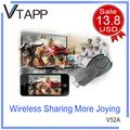 vtapp 2014 venda quente v52a ezcast dongle ultra fino celular dual sim