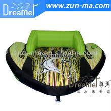U shape/delta inflatable towable boat/float/tube,flying jet ski