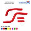 Motorcycle silicone radiator hose kit for YAMAHA YZ125 YZ 125 2003-2008 parts 4pcs