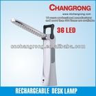 36pcs led handle desk lamp