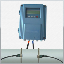 TDS-100 Fixed clamp on water flow control meter