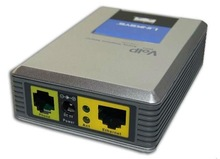 Cheap Unlocked Linksys SPA1001 VoIP Gateway ,Vip Phone Adapter