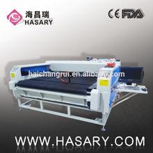 whole steel machine body wool felt laser cutting machine with 160cm width