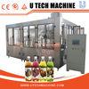 Digital Control fresh orange juice filling machinery