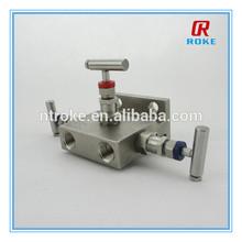 3 valve manifolds ,instrumentation manifolds,gauge valve