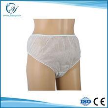 disposable nonwoven low waist sexy women panties