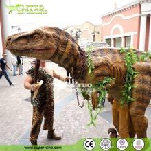 Animated Dinosaur Costume
