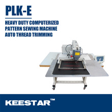 Keestar PLK-E series automatic computer control industrial leather products sewing machine price