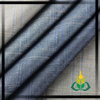 Fashion design Europe polyester/viscose luxury suit fabrics