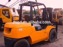 Nice forlift toyota 5t Full hydraulic system