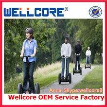 New fashional powerful self balanc electric motorbike/scooter two wheels comfortable electric scooter/motorcycle