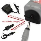 Portable 18650 Li-ion Battery Charger 3.7v 1 Cell + Car Charger + AC Home Plug 1set