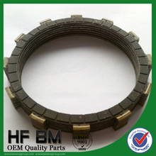 TRX450 Motorcycle clutch friction plate in Genuine quality, China Manufacturer From Huangshan city-HF BM
