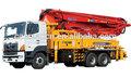 52m Concrete Pump, concrete pump truck