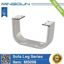 Hot Fashion U Shape Metal Table Legs